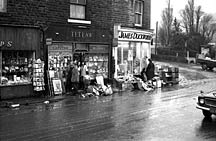 Mytholmroyd 9th December 1964